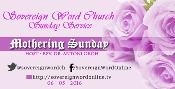 Sunday Service 3rd  March 2016-Oh God repair damages in my life 2