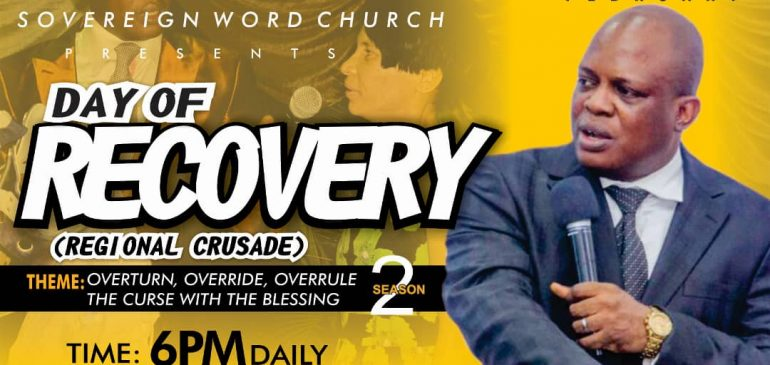 DAY OF RECOVERY REGIONAL CRUSADE (GOWON ESTATE)