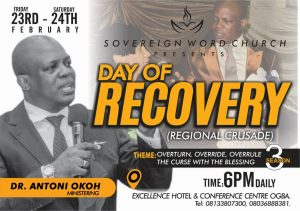 DAY OF RECOVERY, OGBA