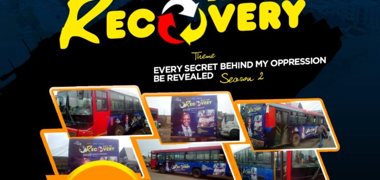 Day Of Recovery Crusade(Lagos).