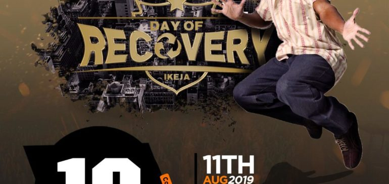 Countdown Day of Recovery Crusade (August Edition)