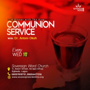 Mid Week Communion Service
