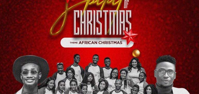 Spirit Of Christmas(An African Christmas)