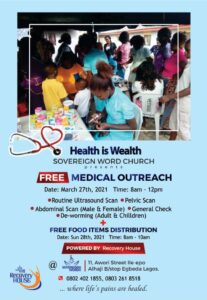 Free Medical Outreach